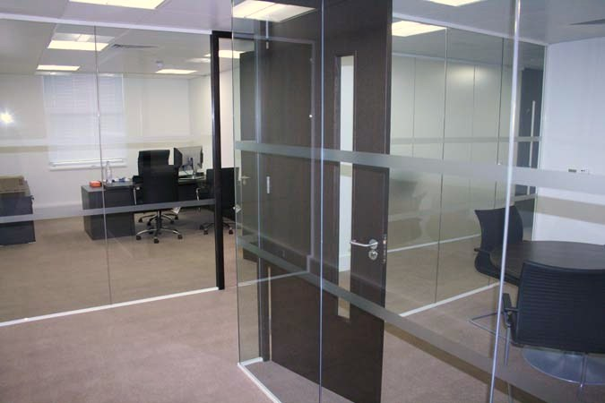Mayfair W1 Office Refurbishment Complete