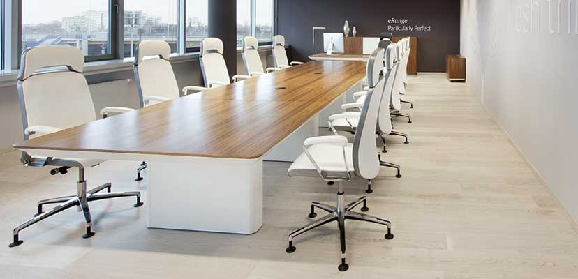 eRange Boardroom Table