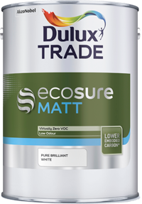 Dulux Ecosure interior paint