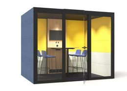 Acoustic Meeting Pod for 4 people